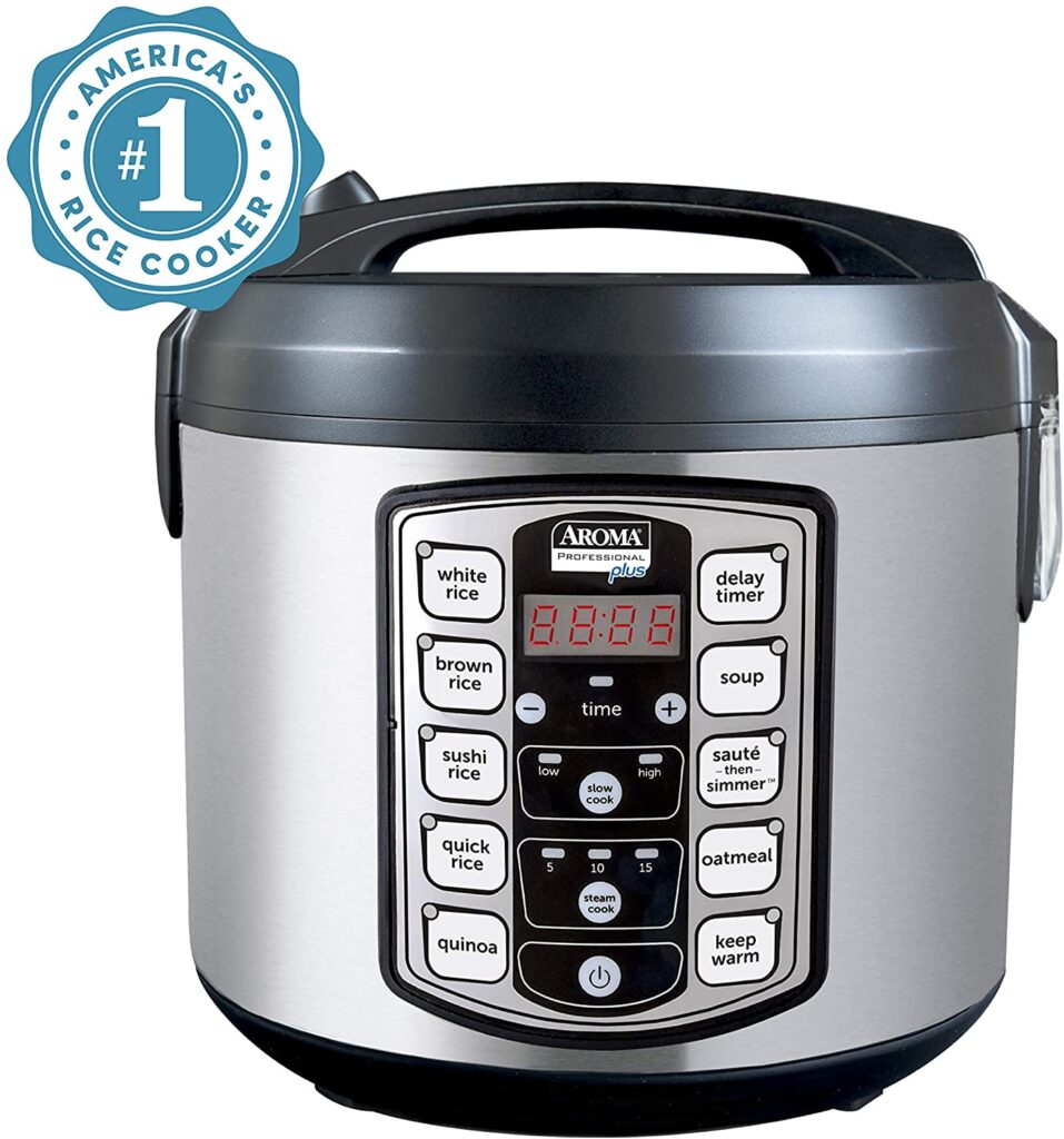 Aroma Housewares ARC-5000SB Digital Oatmeal Cooker