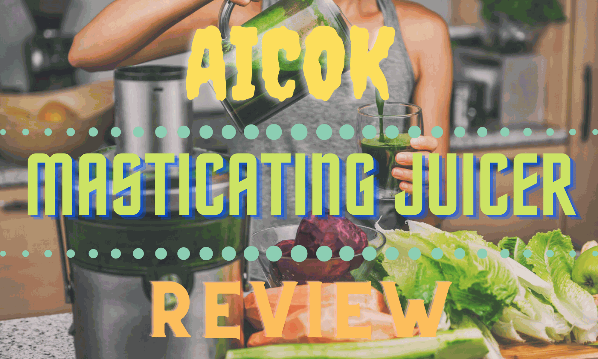 Aicok Juicer Features Image
