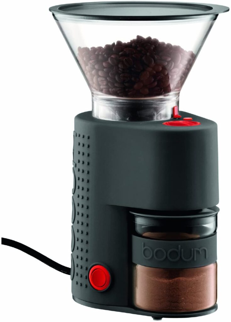 Bodum Coffee Grinder Review
