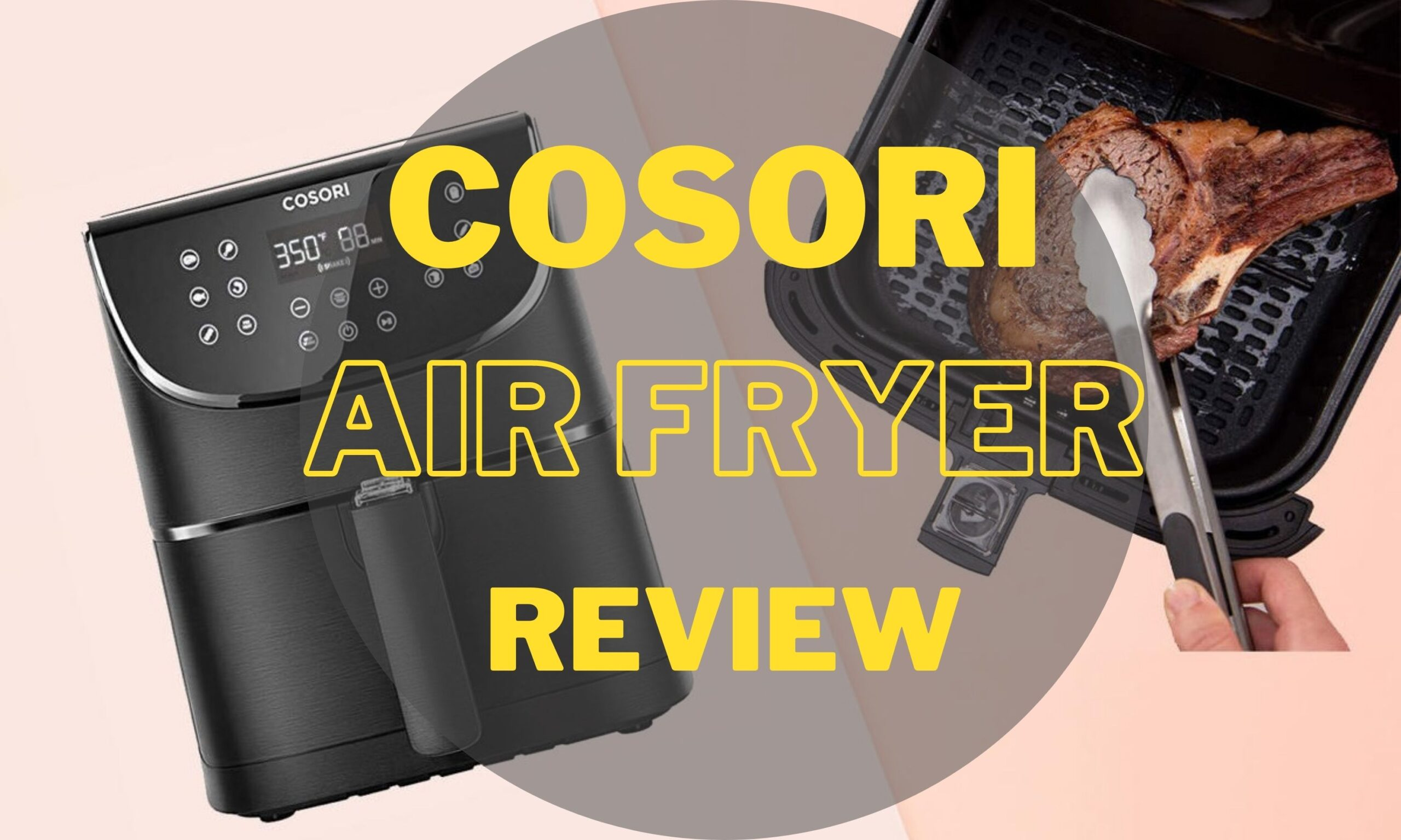 Cosori Air Fryer feature