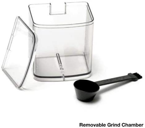 Cuisinart Automatic Burr Mill Grind Chember
