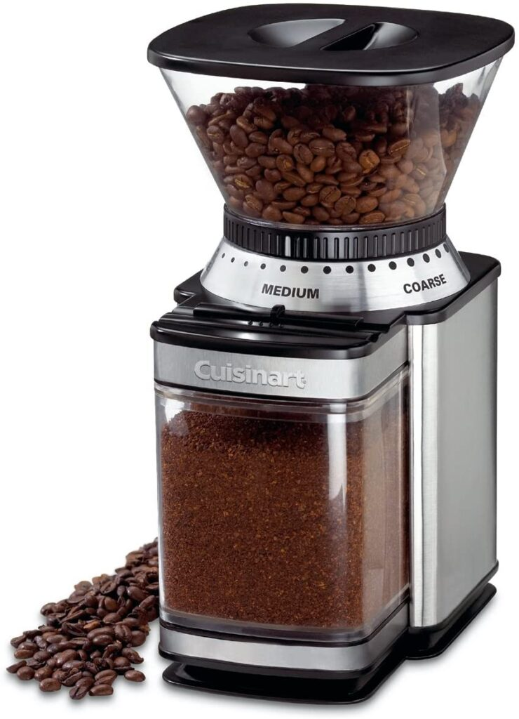 Cuisinart Supreme Grind Automatic Burr Mill Review