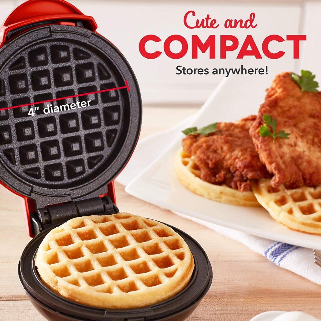 Dash Waffle Makee compact