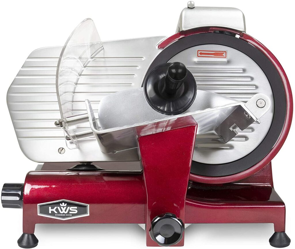 KWS-MS-10XT-Meat-Slicer