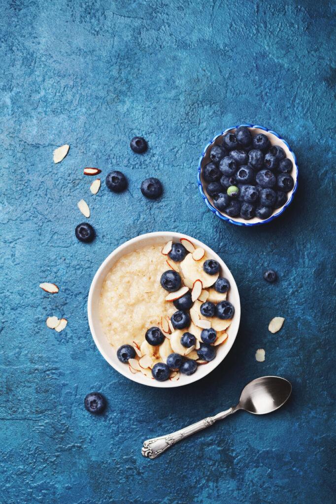 Blueberry Oatmeal Recipe