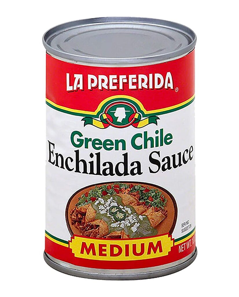 La Preferida Mexican Foods Green Chile Enchilada Sauce, Medium