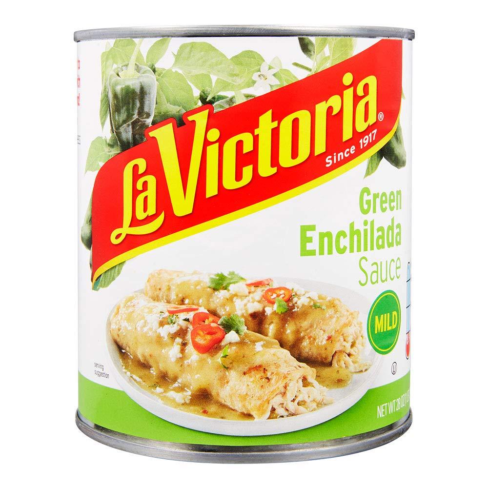 La Victoria Green Chile Enchilada Sauce