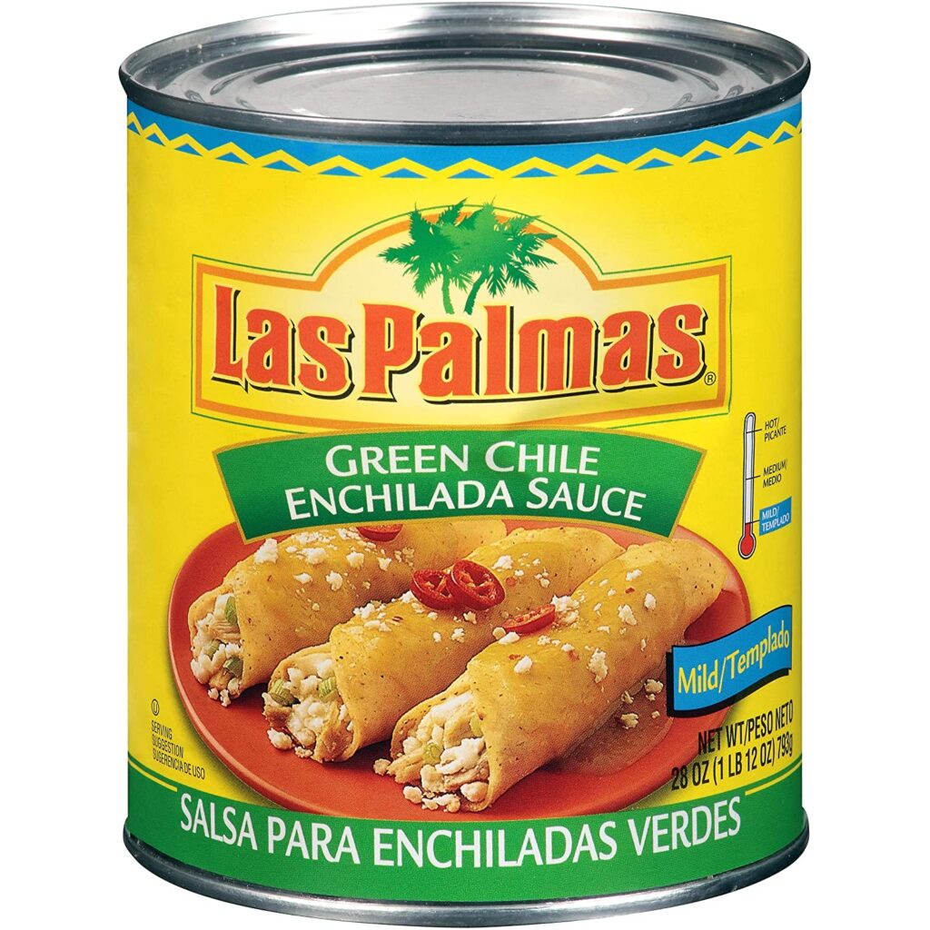 Las Palmas Enchilada Sauce, Medium Green Chile