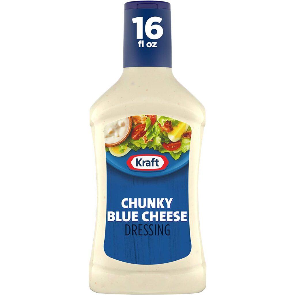 Kraft Chunky Blue Cheese Dressing