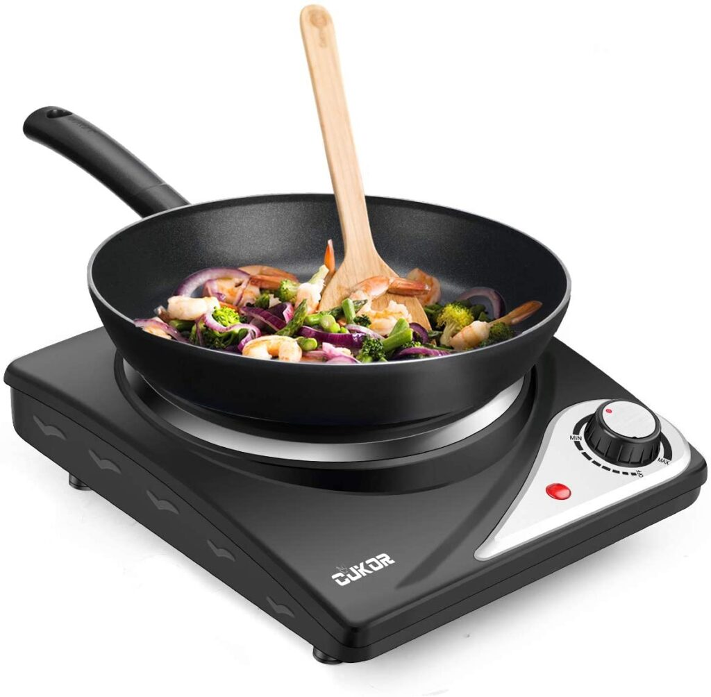 CUKOR 1500W Electric Hot Plate