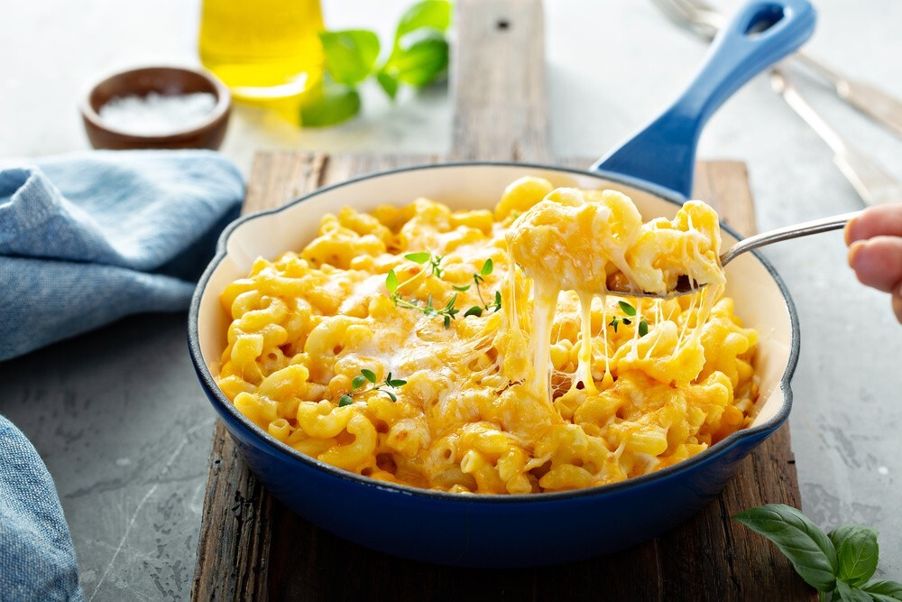 Cooking Mac And Cheese