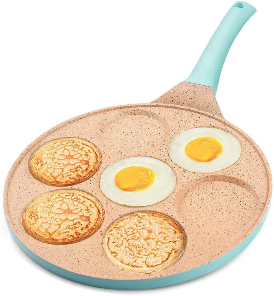 FRUITEAM Nonstick Griddle Pan