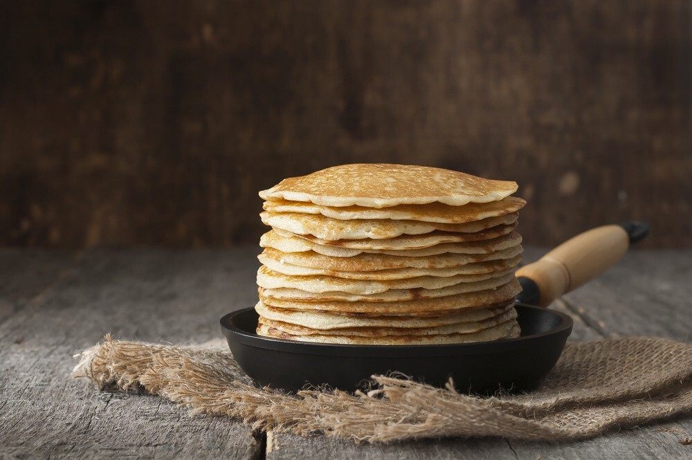 Pans For Pancakes