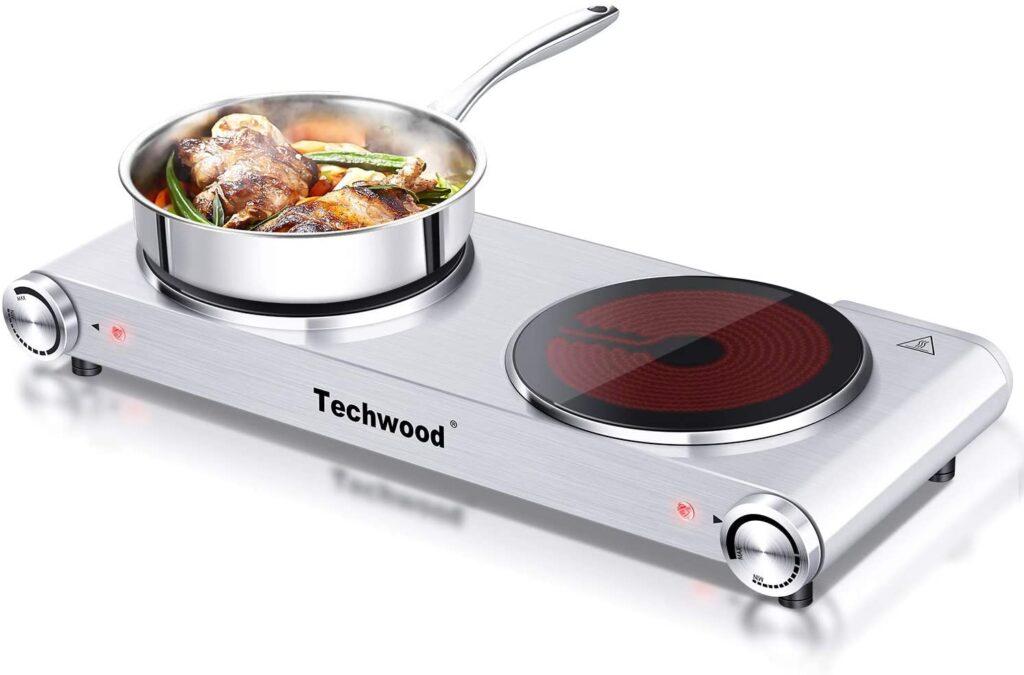 Techwood 1800W Electric Hot Plate