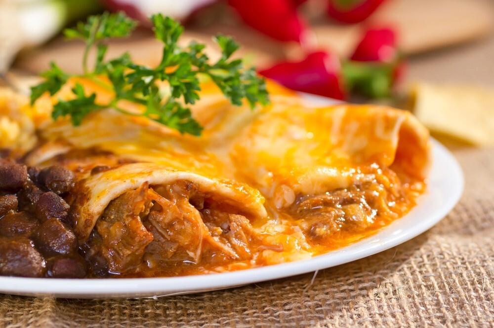 reheat enchiladas
