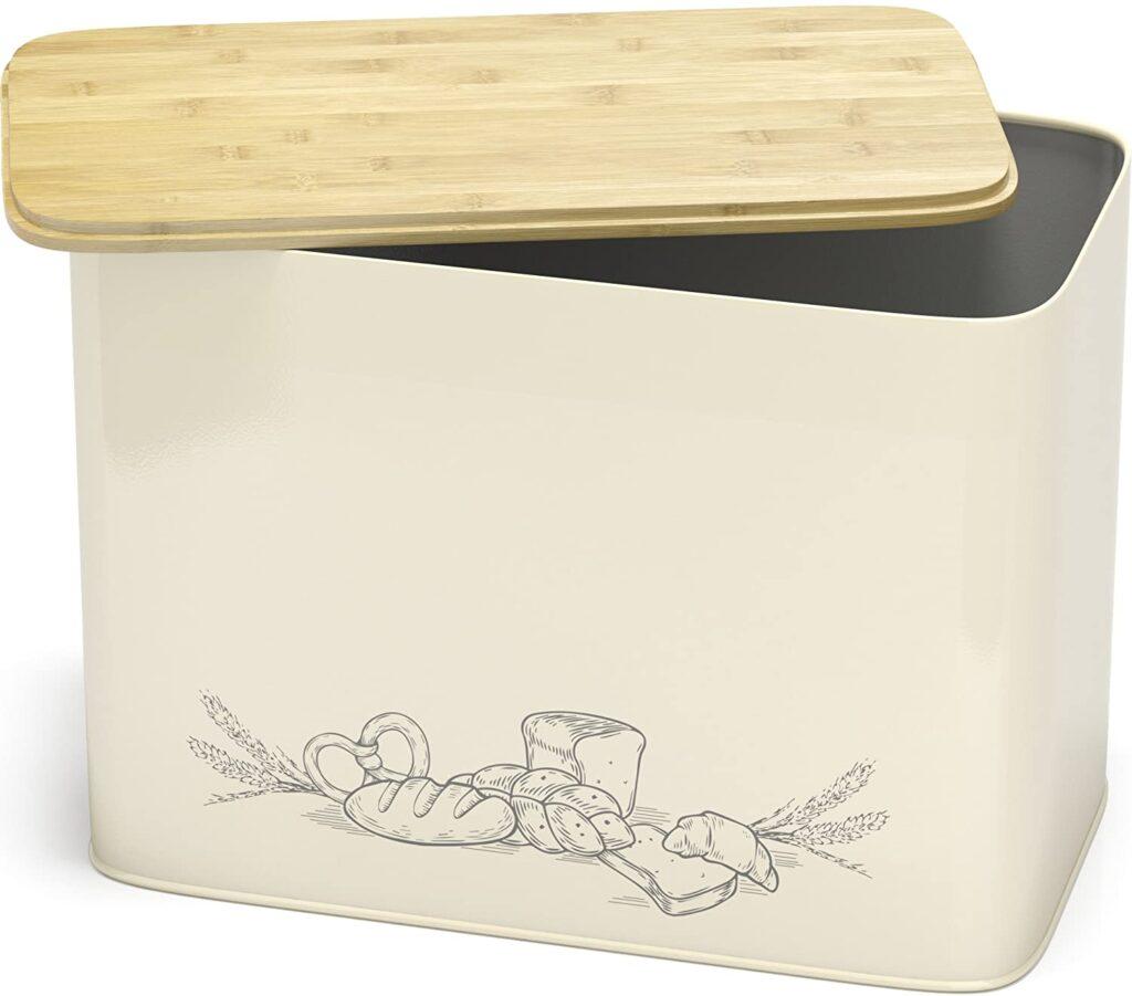 Vertical Bread Box